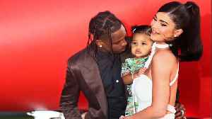 Kylie Jenner and Travis Scott's Baby, Stormi, makes red carpet debut [Video]