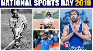 National sports day 2019, In memory of Major Dhyanchand   Oneindia News [Video]