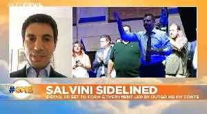 Shut out but revved up: could Italy's Salvini thrive in opposition? [Video]