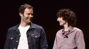 Finn Wolfhard helped Bill Hader land 'It' sequel role [Video]