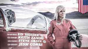 'Fastest woman on four wheels' Jessi Combs dies in jet-car crash [Video]