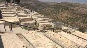 Watch: Israel set to open world's first underground cemetery [Video]