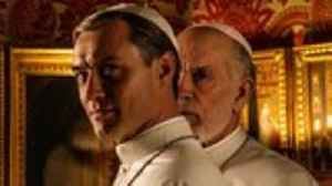 'The New Pope': First Look at Jude Law and John Malkovich in HBO's Limited Series   THR News [Video]