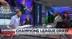 Champions League 2019/20 group stage draw: Find out who your team is playing [Video]