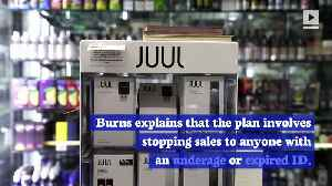 Juul Looking to Halt E-Cigarette Sales to Underage Users [Video]