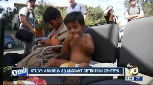 Study claims abuse in migrant detention centers [Video]