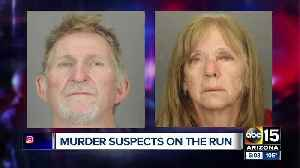 After daring escape, murder suspects may be in Arizona [Video]