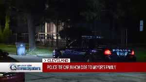 West Side homicide investigation takes police to mayor's house [Video]