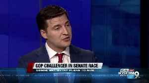 McSally gets GOP primary challenger in Arizona Senate race [Video]