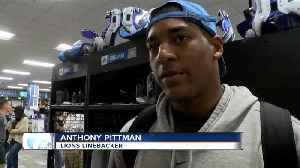 The Lions had a Michigan native on the roster every year since 1934: Anthony Pittman trying to keep it that way [Video]