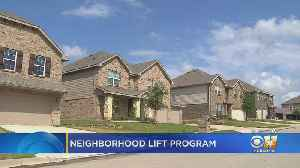 Grants To Help Low, Middle Income DFW Families Put Down Payment On A Home [Video]