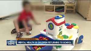 #FINDINGHOPE: Early intervention maintains mental health in school children [Video]