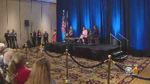 House Speaker Nancy Pelosi And Congressman Neguse Discuss Affordable Healthcare In Broomfield [Video]