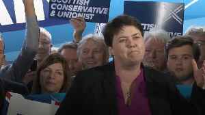 Ruth Davidson quits as Scottish Tory leader [Video]