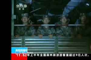 China rotates new batch of troops into Hong Kong [Video]