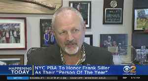 NYC PBA To Honor Frank Siller As Person Of The Year [Video]
