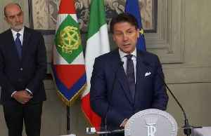 Italy's Conte accepts mandate to form new govt [Video]