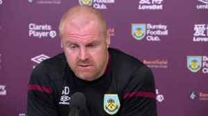Dyche backs Burnley England call-ups [Video]