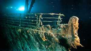 This Is What The Titanic Looks Like 107 Years After The Wreck. [Video]