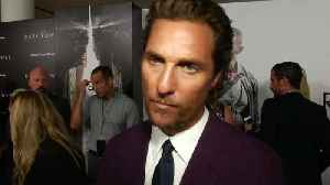 Matthew McConaughey Is Now A Professor At The University Of Texas In Austin [Video]