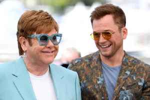 Taron Egerton learnt piano for 'eight weeks' for Rocketman [Video]