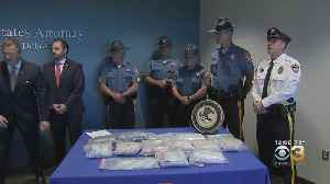 Federal Authorities Announce One Of Largest Seizures Of Heroin, Fake Oxycodone Pills [Video]