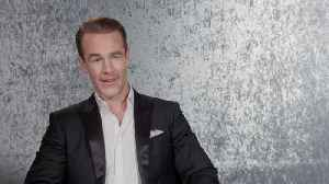 James Van Der Beek On Why He Joined 'DWTS' [Video]