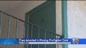 Suspects Face Murder Charges In Missing Firefighter Case [Video]