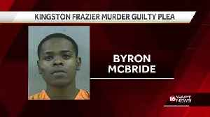 Byron McBride sentenced to life in Kingston Frazier's murder [Video]