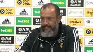 Nuno: Europa win 'massive' for Wolves [Video]