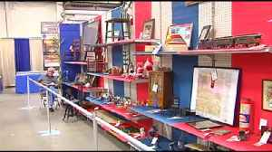 VIDEO 167th Allentown Fair features extensive collection of antiques, thousands of exhibits [Video]