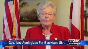 Gov. Kay Ivey issues apology for participating in racist skit at Auburn [Video]