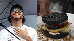 Formula One star Lewis Hamilton joins race for vegan food market [Video]