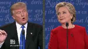 Trump Campaign Website Mocks Hillary Clinton Through Error Pages [Video]