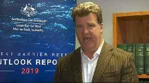 News video: Great Barrier Reef outlook 'very poor'