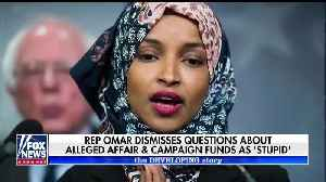 Rep. Ilhan Omar Paid Over $21,000 In Campaign Funds To Company Owed By Her Alleged Adulterous Lover [Video]