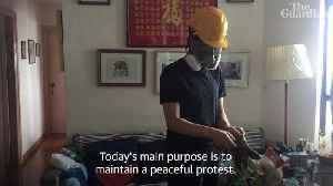 'We are trying to save Hong Kong': the political uprising through the eyes of a protester [Video]