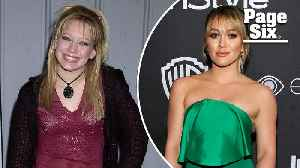 Hilary Duff went from 'Lizzie McGuire' to 'Younger' and back again [Video]