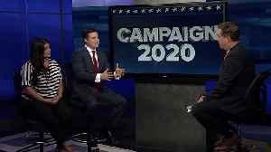 Full interview: Daniel McCarthy seeks run against Sen. Martha McSally in 2020 Republican primary [Video]