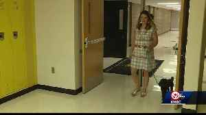Maple Park Middle School counselor recognized for work [Video]