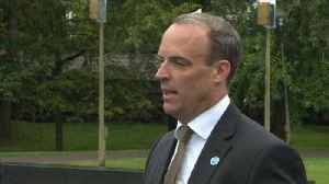 News video: Raab: 'Parliament suspension is lawful'