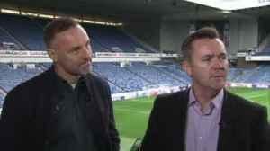 Rangers-Celtic combined XI [Video]