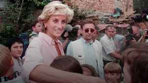 Diana, Princess of Wales in pictures [Video]