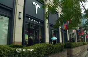 China to exempt Tesla cars from sales tax [Video]