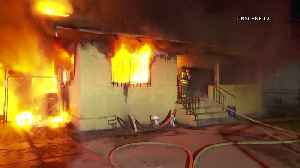 2 Charged With Arson, Murder in Separate Fires That Left 3 Dead: LAPD [Video]