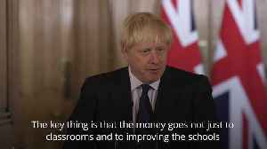 Billions more to be invested in England's schools in next three years [Video]