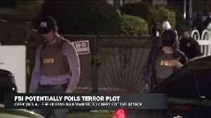 Queens Teen Arrested Plotting Terror Attack [Video]