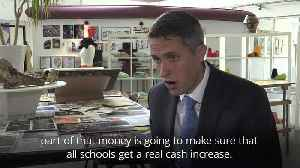 Education Secretary launches new funding pledge [Video]
