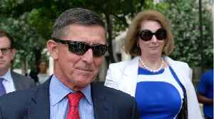 News video: Michael Flynn's Lawyers Say He Isn't Ready To Be Sentenced