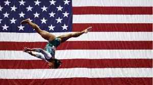 U.S. Gymnast Star Simone Biles' Brother Accused Of Murder [Video]
